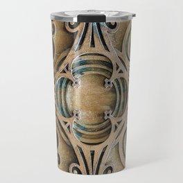 Architectural Details Travel Mug