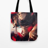 levi Tote Bags featuring Levi by 1MI0