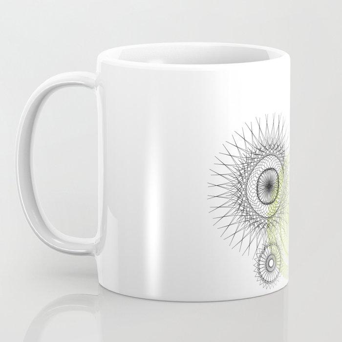 Modern Spiro Art #3 Coffee Mug