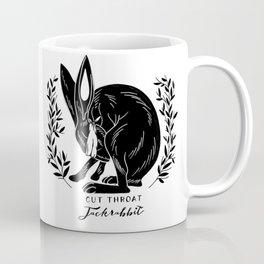 The Blind Jack Rabbit Coffee Mug
