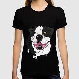 Bubba, the American Bulldog T-shirt