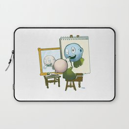 Baby Norman Zombiewell Laptop Sleeve