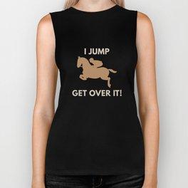 Get Over It! Biker Tank