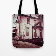 A Squatter's Paradise Tote Bag