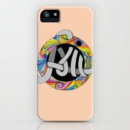 Lviv Colors iPhone Case