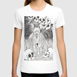 Wildlife/Genocide/Licking skulls  T-shirt
