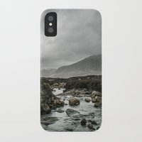 skyfall iPhone & iPod Cases featuring Skyfall by tipptapp