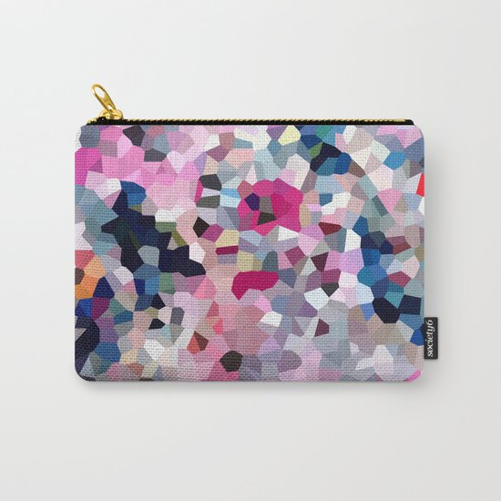 Pink Moon Love Carry-All Pouch