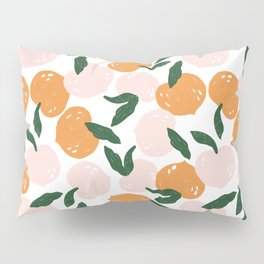 PEACHY KEEN Pillow Sham