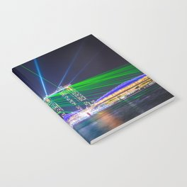 Marina Bay Sands Notebook