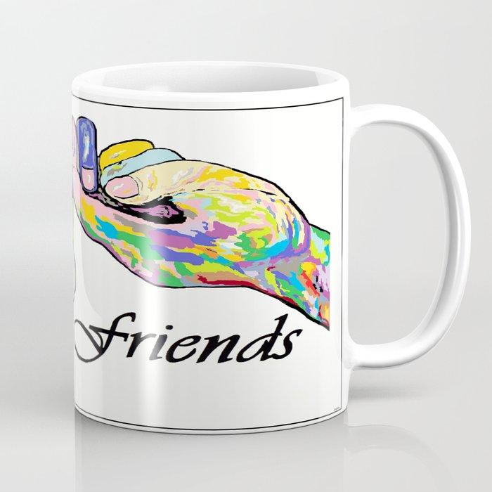 ASL Friends Coffee Mug