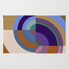 Colour Revolution TWELVE Rug