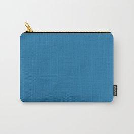 Pelorous Blue Colour Carry-All Pouch