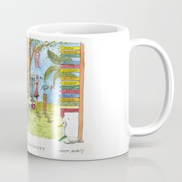 Mississippi State University Party Coffee Mug