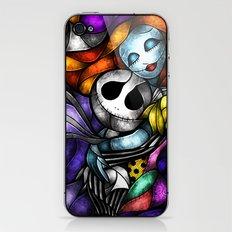 Love at its darkest iPhone & iPod Skin