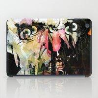 sandman iPad Cases featuring Frank by Alvaro Tapia Hidalgo