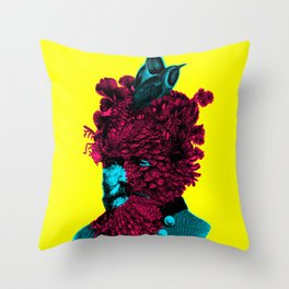 ENTS II Throw Pillow