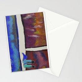 kisik 1 Stationery Cards