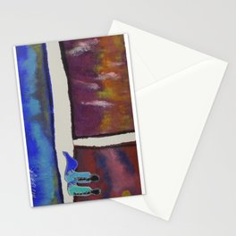 kisik 1 Stationery Cards