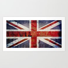 Great Britain Art Print