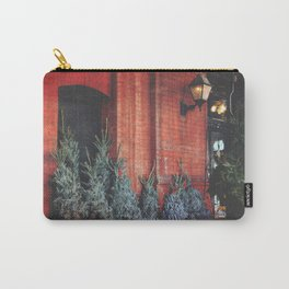 Old Market Christmastime Carry-All Pouch