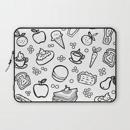 Fun Food Laptop Sleeve
