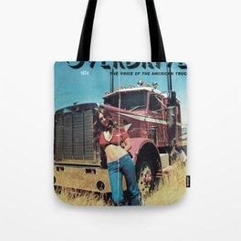 American Trucker Tote Bag