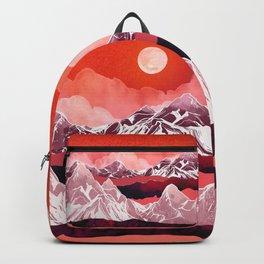 Scarlet Glow Backpack