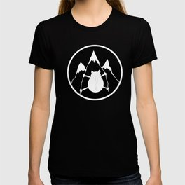 Mountains Cats T-shirt