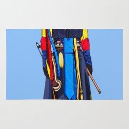 Deoksugung Guard Rug