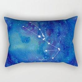 Constellation Taurus Rectangular Pillow