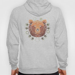 Bear Face Hoody