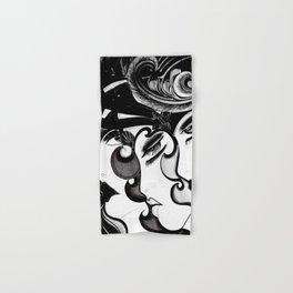 ART DECO MOD DOLLY FLAPPERS  TRIO Hand & Bath Towel