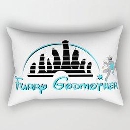Furry Godmother Rectangular Pillow