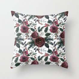 Spring is in the air 106 Throw Pillow