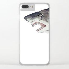 Bitten Clear iPhone Case