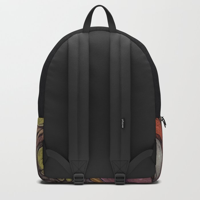 The final works Backpack
