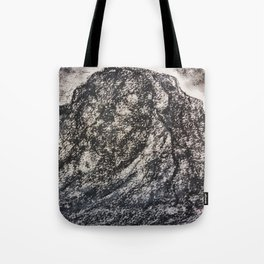 Grey Moutain by Gerlinde Streit Tote Bag