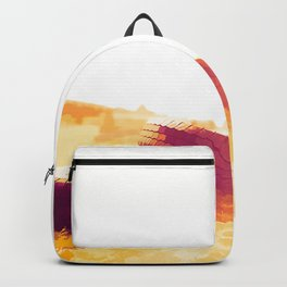 nature and humans Backpack
