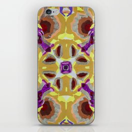 Bouquet III iPhone Skin