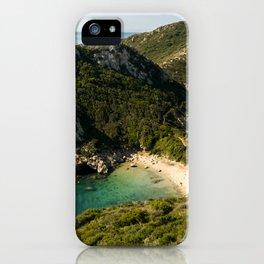 Port Timoni Beach iPhone Case