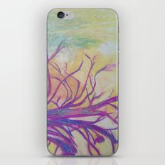 Abstract Landscape II iPhone & iPod Skin