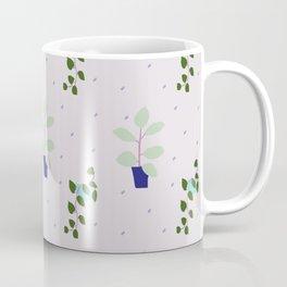 My favourite indoor plants (that I struggle keeping alive) Coffee Mug
