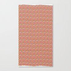 Color Blocks Pattern Canvas Print