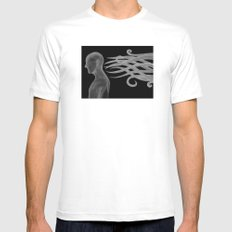 Possession Mens Fitted Tee MEDIUM White