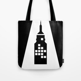 Artcotechsure: The A (black) Tote Bag