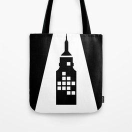Artcotechsure: The A (black) Tote Bag
