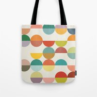 nordic Tote Bags featuring Nordic by LHD2