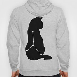 cancer cat Hoody