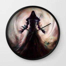 Death Blossom Wall Clock
